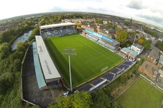 Edgeley Park - Stockport County, England