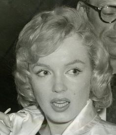 Marilyn Monroe in England, 1956