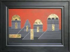 Arturo Luz – Cities of the Past The Past, City, Frame, Artist, Paintings, Google Search, Home Decor, Lights, Picture Frame