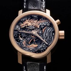 Cornelius & Cie is a watch Dragon Gate Legend.Mythical dragons on the eve of New Year 2012 Amazing Watches, Beautiful Watches, Cool Watches, Watches For Men, Unique Watches, Vintage Watches, Stylish Watches, Luxury Watches, Rolex Watches