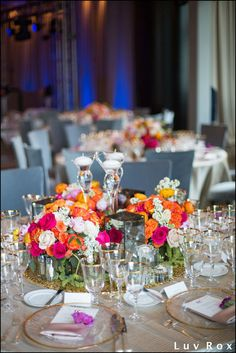 The EPIC Hotel | Photography: LuvRox Studios | #CarrieZack #weddings…