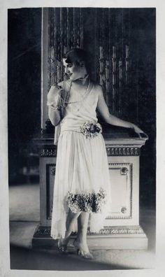 Campionaria 1929 - Fashion Show - Model