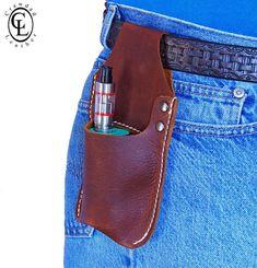 Large Vape Cases leather Vape Case ecig Vape Mod Box Vape Smoke, Leather Working, Tan Leather, Messenger Bag, My Design, Oxford Shoes, Dress Shoes, Cases, Hydroponic Gardening