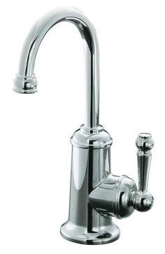 KOHLER K 6666 CP Wellspring Traditional Beverage Faucet In Chrome