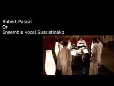 Ensemble vocal Sussistinako : l'art des voix entremêlées