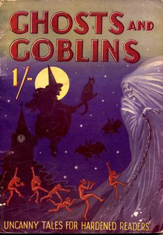 GHOSTS AND GOBLINS, January 1938