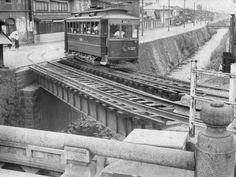 写真・図版 Japan Train, Train Tracks, Vintage Photography, Historical Photos, Kyoto, Vintage Photos, Nostalgia, Scenery, City
