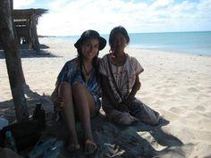 Una buena compañia a la orilla del mar : En las layas del Cabo de la Vela - Guajira - Colombia | guajilinda