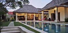 Rent Villa Kebun in Seminyak , Bali - 3 bedrooms from 475$/night