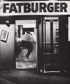 Welcome to Fat Burger, home of the Fat Burger, can I take your order...