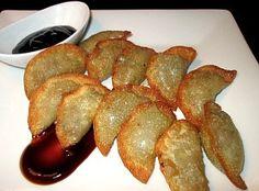 Planet Hollywood Pot Stickers recipe - Famous Restaurant Recipes