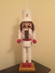 CLICK HERE TO PURCHASE from CustomNutcrackers.com. Get this unique Drum Major…