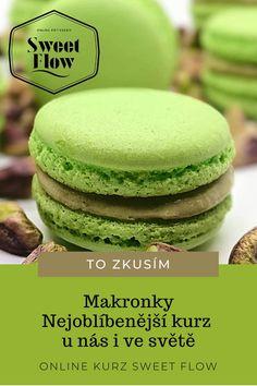 Hledáš ověřené recepty na Makronky a různé náplně?