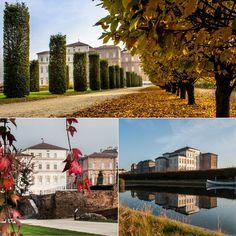 Parco della Venaria Reale #venariareale #italy