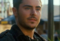 Zac Efron as Logan in The Lucky One
