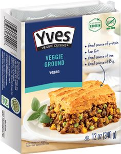 "Original Veggie Ground Round | This is the page for the actual #recipe itself! Stay tuned for my Review of this product & the recipe! I HIGHLY recommend for those even remotely considering a #veganlifestyle, you TRY ""Yves brand MeatLESS Meatballs"" Promise they will blow your mind! To me & my 8 year old, they're exactly how meatballs are supposed to look, taste, & DIGEST like!  #vegankidsrecipes #vegankidscancook! #vegankidscooking #vegankidstyle #veganhealthykids #parenthood #parentingfails"