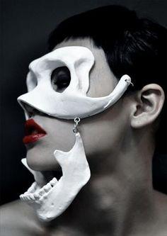 Joji Kojima skull mask