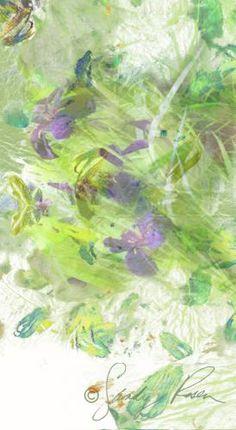 http://www.sandyrosenart.com/content/petals-ll Sandy Rosen Art...Petals ll
