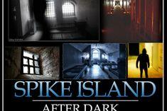 Spike Island After Dark Tours