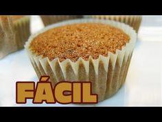 Ideas de regalos para el dia de las madres: CUPCAKES DE ZANAHORIA bajos en calorías MUY FACIL - YouTube