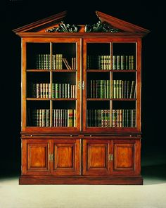 old school Mahogany Bookcase, Bookcases, Old School, Shelves, Ideas, Home Decor, Shelving, Decoration Home, Libraries