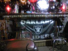 Raider Nation Bar