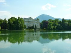 The house from the Sound of Music - yep, definitely took the Sound of Music tour when we went to Salzburg