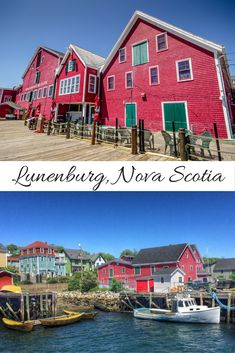 Nova Scotia's South Shore traces part of the Lighthouse Route, and there's one area in particular well worth the trip: historic Lunenburg and Mahone Bay. Nova Scotia Tourism, Nova Scotia Travel, Lunenburg Nova Scotia, South America Destinations, Travel Destinations, East Coast Travel, Canadian Travel, Atlantic Canada, Prince Edward Island