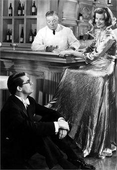 Susana 1938  Cary Grant, Billy Bevan, Katharine Hepburn  © Everett Collection