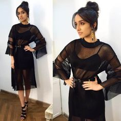 Shraddha Kapoor's been rocking it stylishly at Rock On 2 promotions,  - http://www.titoslondon.in/shraddha-kapoors-been-rocking-it-stylishly-at-rock-on-2-promotions/