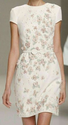 Georges Hobeika's Spring-Summer 2015 Haute Couture collection Lovely Dresses, Elegant Dresses, Beautiful Outfits, Runway Fashion, Womens Fashion, Couture Collection, Mode Style, Dream Dress, Dress To Impress
