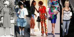 What People Were Wearing the Year You Were Born  - TownandCountryMag.com
