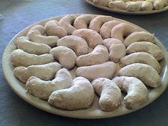 [foto] Kourabiedes (dolcetti natalizi greci)