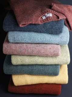 Ben Silver's Authentic Shetland Sweaters