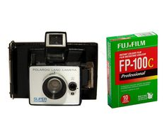 WORKING Polaroid Super Colorpack with Film by VivaNostalgia, $50.00