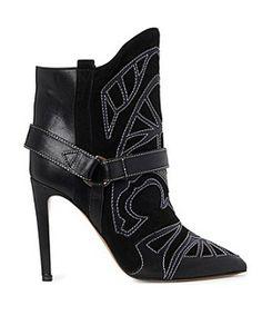 #isabelmarant #boot #black