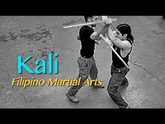 Watch this ONLY if You Like KALI - Filipino Martial Arts.....KALI was the first form I trained. Love me some KALI .