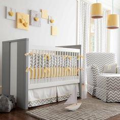 Grey & yellow nursery