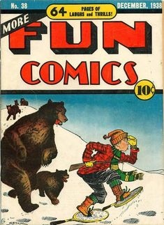 More Fun Comics #38