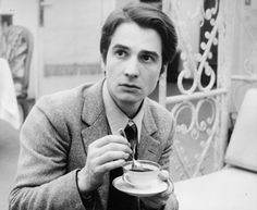 Jean-Pierre Léaud in Baisers Volés (1968), regie François Truffaut