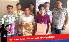 """""""Declamation #Contest"""" Prize distribution Ceremony organized by ASSET Society - the Dept. of Applied Sciences."""