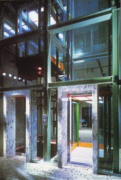 Esprit Showroom - Ettore Sottsass -