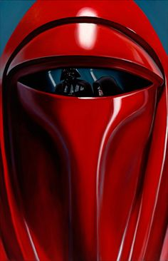 Star Wars: Royal Guard by Christian Waggoner