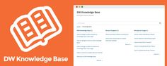 Introducing DW Knowledge Base: A Free KB WordPress Plugin  // #Wordpress #WordpressPlugins