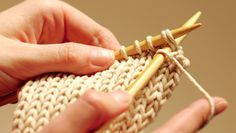 Beginner Basics: Decreasing | Your Knitting Life Magazine