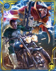RPGOTG - [Magic Bullets] Doctor Strange & Punisher