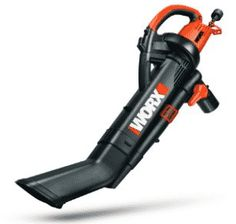 WORX Trivac Corded Electric Leaf Blower (Vacuum Kit Included) at Lowe's. The Worx TriVac deluxe blower/mulcher/vacuum has the versatility to change jobs with just the flip of a switch. Because there are no tubes to switch Electronic Speed Control, Vacuum Reviews, Under Decks, Electric, Vacuum Tube, Lawn Vacuum, 3 In One, Leaf Blower, Lawn And Garden