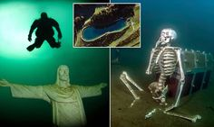 Skeletons, Egyptian tombs and Christ the Redeemer: The bizarre UNDERWATER museum that has become a top diving attraction   Read more: http://www.dailymail.co.uk/travel/travel_news/article-3584494/Skeletons-Egyptian-tombs-Christ-Redeemer-bizarre-UNDERWATER-museum-diving-attraction.html#ixzz48RMkjzn6  Follow us: @MailOnline on Twitter | DailyMail on Facebook