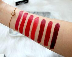 Marc Jacobs Le Marc Lip Creme Lipsticks | CoutureGirl | A Beauty, Fashion & Lifestyle Blog