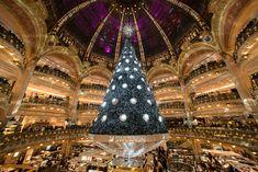 Les vitrines de Noël des Galeries Lafayette 2012 : Le Noël du Siècle